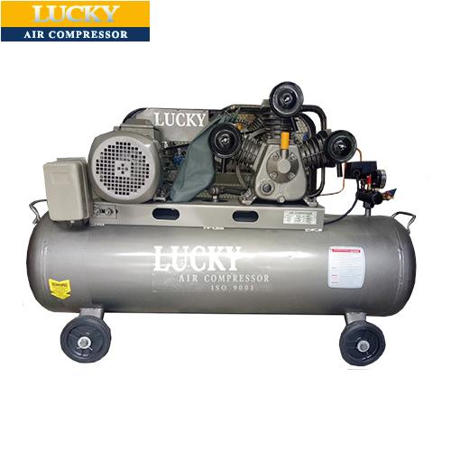 Máy nén khí công nghiệp 120 lít 4HP/380V - Lucky