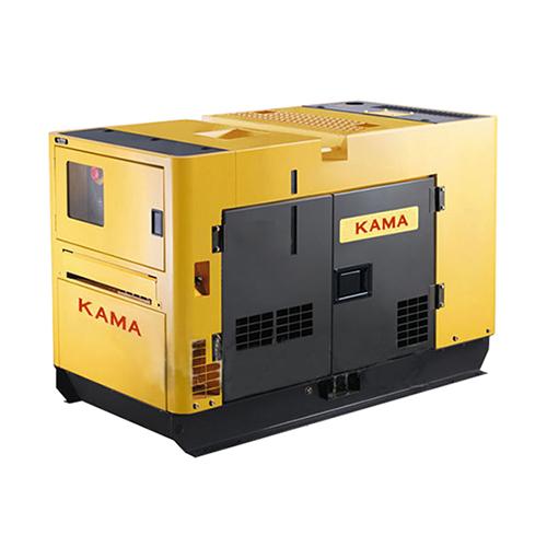 Máy phát điện công nghiệp KAMA KDE15TN 12.5Kw/220v