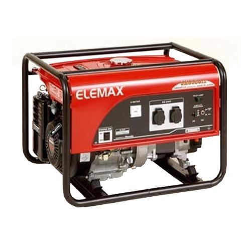 Máy phát điện mini gia đình ELEMAX SH6500EX 5.6Kw/220v