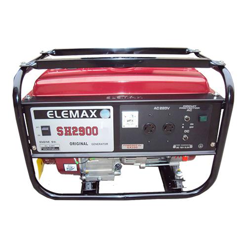 Máy phát điện mini gia đình ELEMAX SH2900 2.4Kw/220v