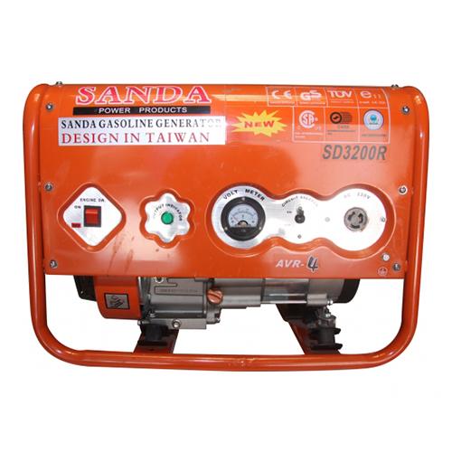 Máy phát điện mini gia đình Sanda SD3200R - 2.2kw/220V